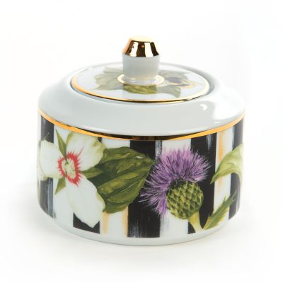 Thistle & Bee Sugar Bowl