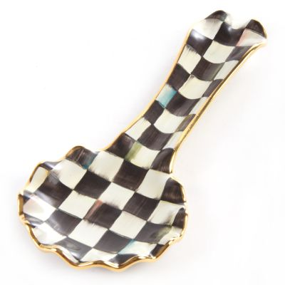 Image for Courtly Check Spoon Rest