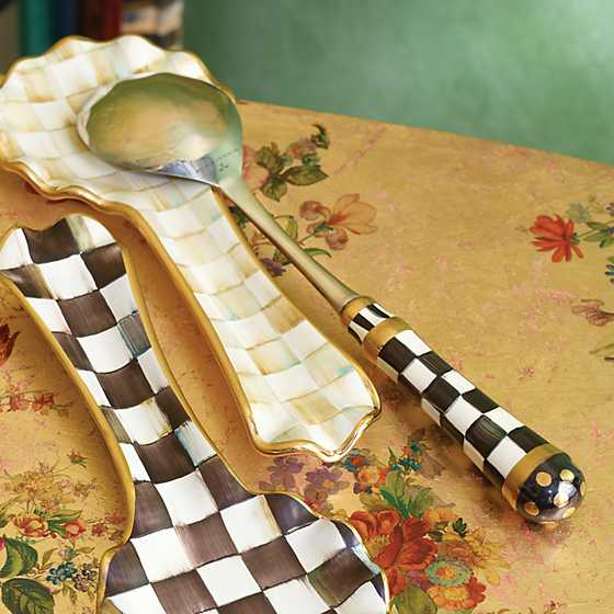 Courtly Check Casserole Spoon image five