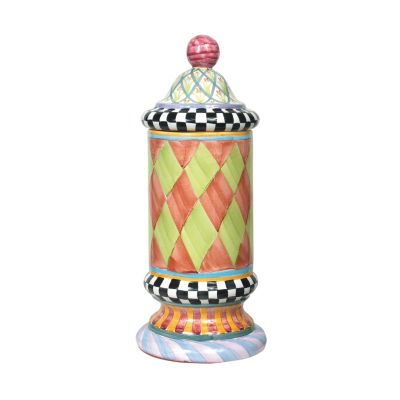 Taylor Column Canister - Odd Fellows