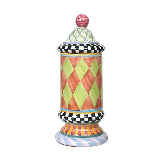 Taylor Column Canister - Odd Fellows image one