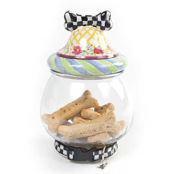Canine Cookie Jar image five