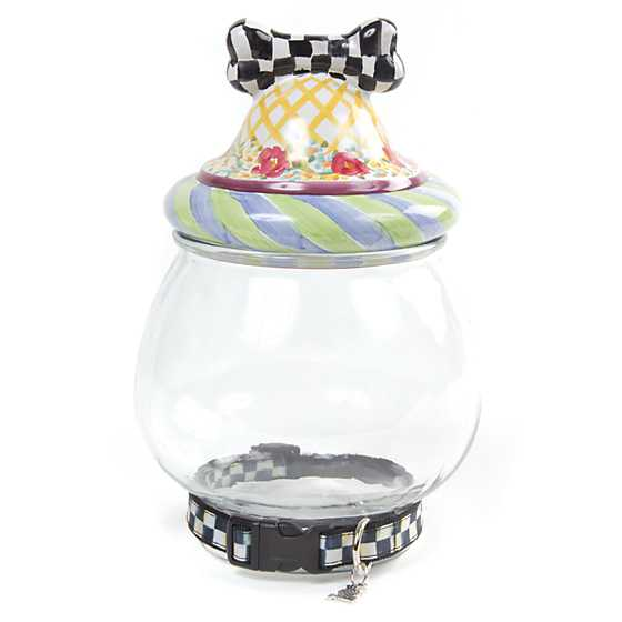 Canine Cookie Jar image one