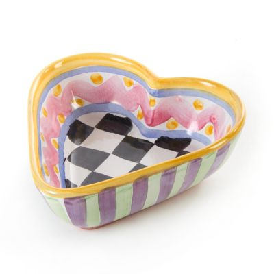Piccadilly Heart Bowl - Small