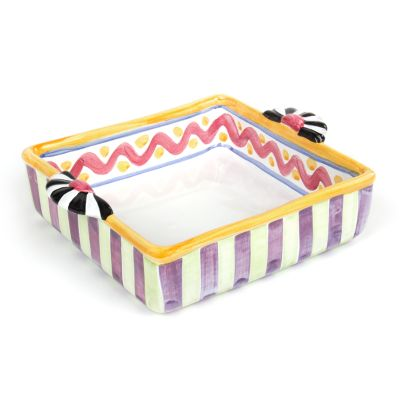 "Piccadilly 8"" Square Baking Dish"