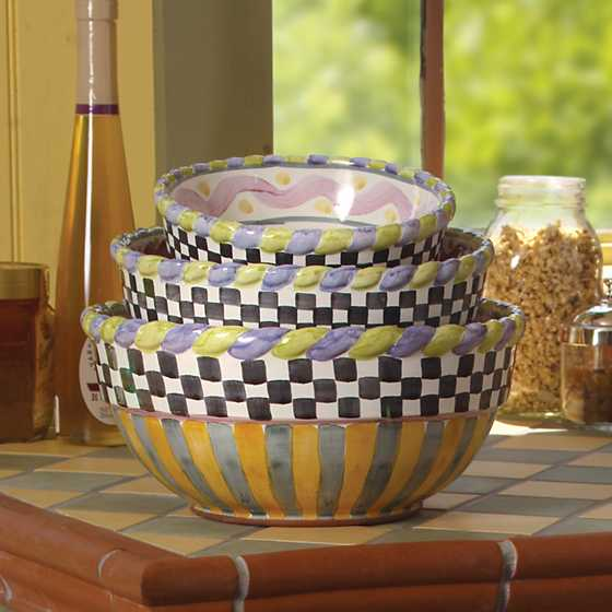 Piccadilly Mixing Bowl - Medium image three