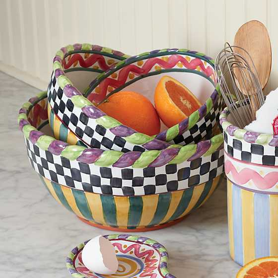 Piccadilly Mixing Bowl - Large image five