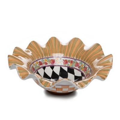 Taylor Small Fluted Serving Bowl - Odd Fellows