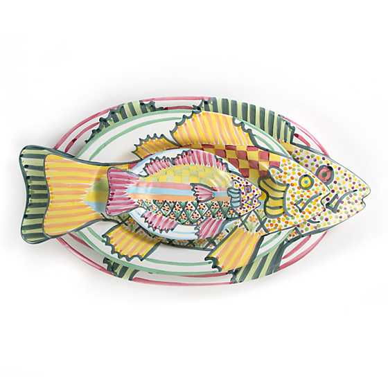 Perfect Fish Platter - Green image four
