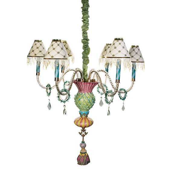 Thistle Chandelier image one