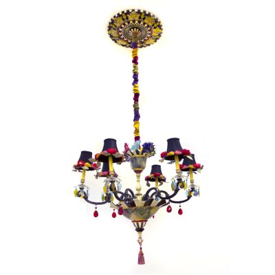 Dark Everlasting Chandelier - Large