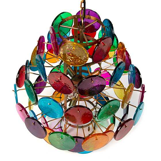 Kaleidoscope Chandelier image three