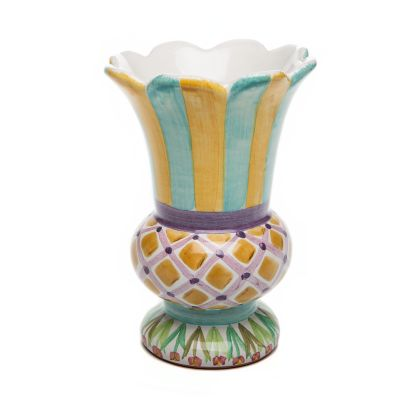 Taylor Scalloped Vase - Odd Fellows