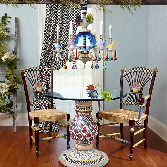 Carousel Pedestal Table Base image two