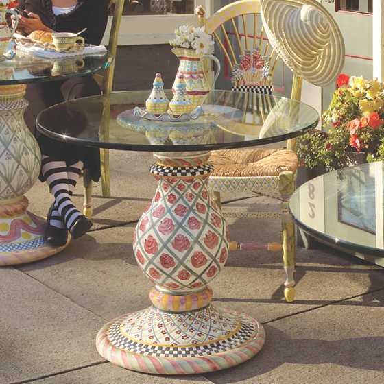 Carousel Pedestal Table Base image four