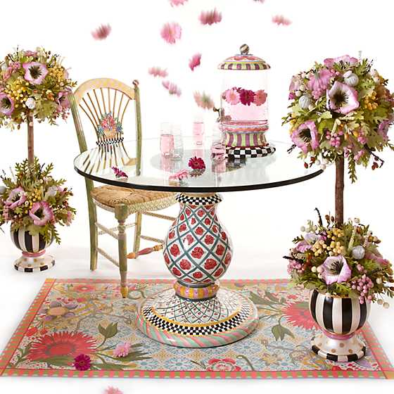 Carousel Pedestal Table Base image five