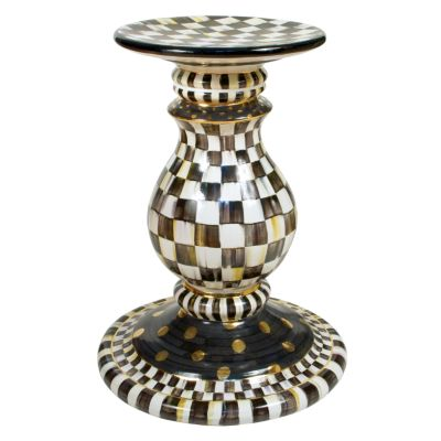 Image for Courtly Check Pedestal Table Base