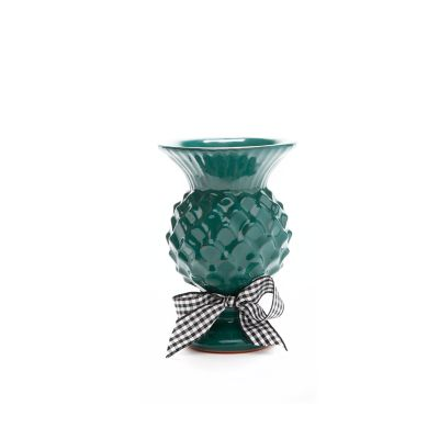 Mini Thistle Vase - Jade