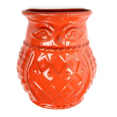 Garden Wall Pocket - Owl