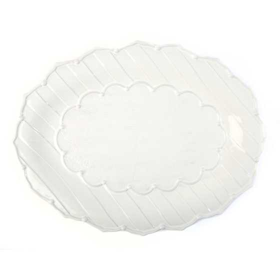 Sweetbriar Large Oval Platter