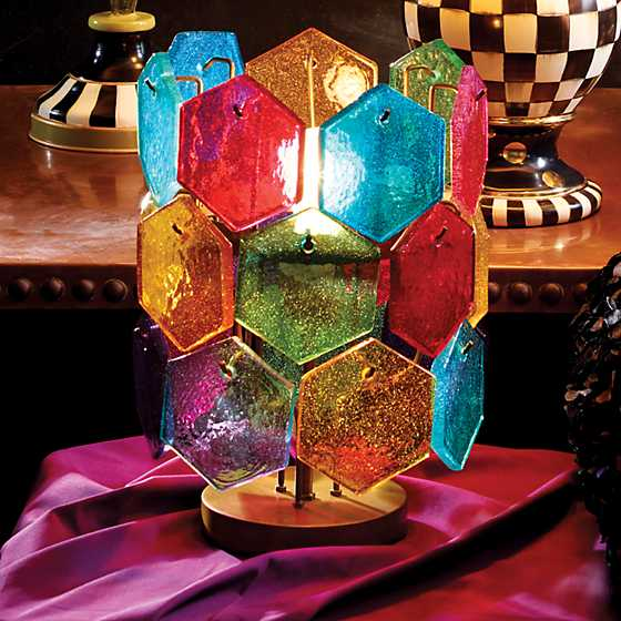 Kaleidoscope Table Lamp image two