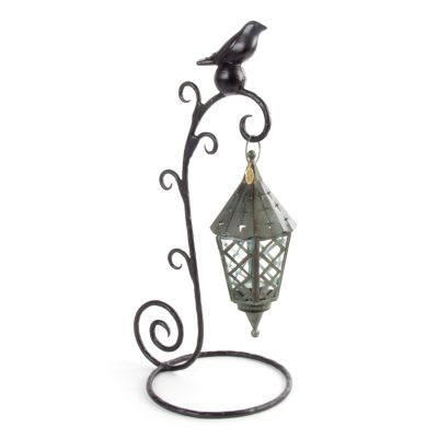 Bird on Ball Table Lantern