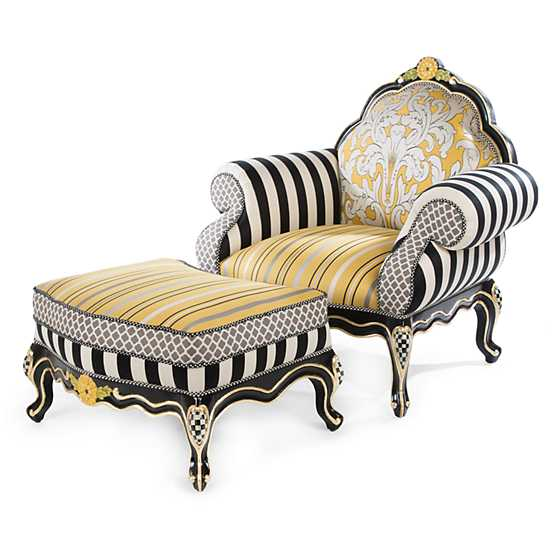 Queen Bee Ottoman image four