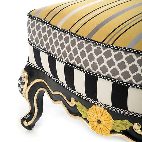 Queen Bee Ottoman image three
