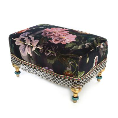 Image for Moonlight Garden Rumor Has It Ottoman