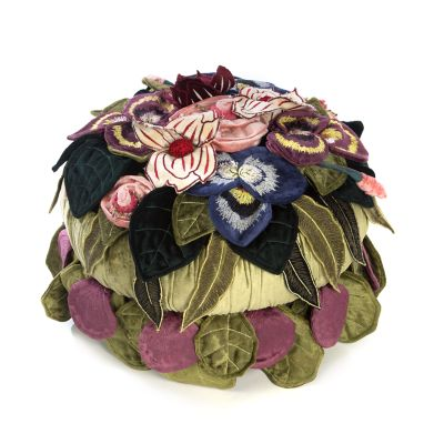 Moonlight Garden Footstool