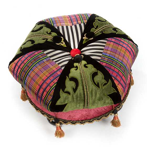 Portobello Road Footstool image three