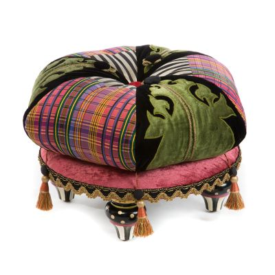Image for Portobello Road Footstool