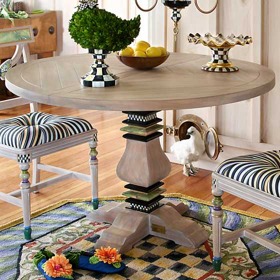 Grange Pedestal Table image two