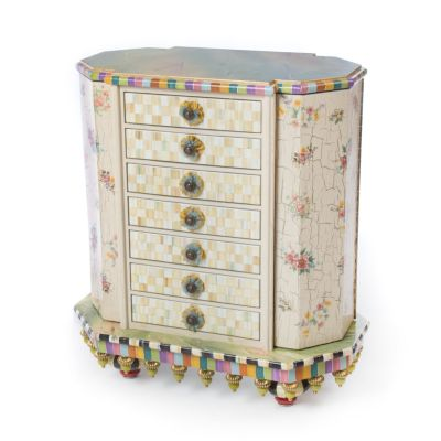 Chicken Palace Jewelry Armoire Base