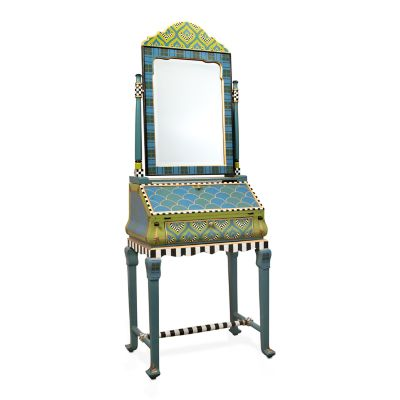 Image for Madras Desk with Mirror