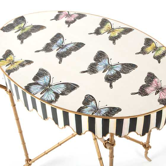 Butterfly Collection Side Table image three
