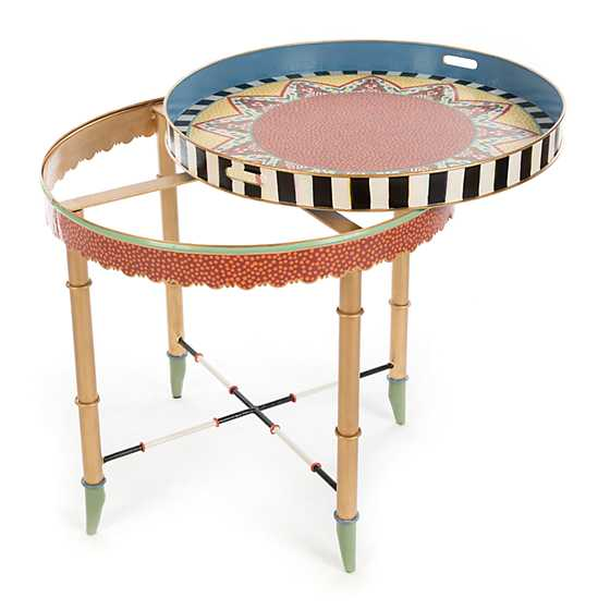 Boheme Tray Table image three