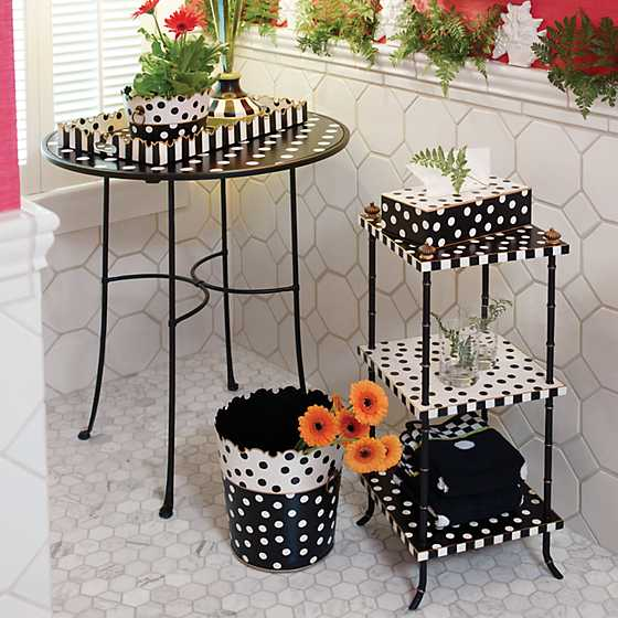 Dot Three Tier Table image five