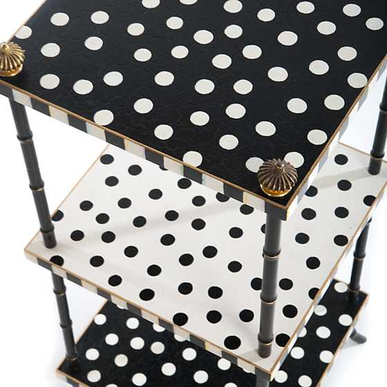 Dot Three Tier Table image three