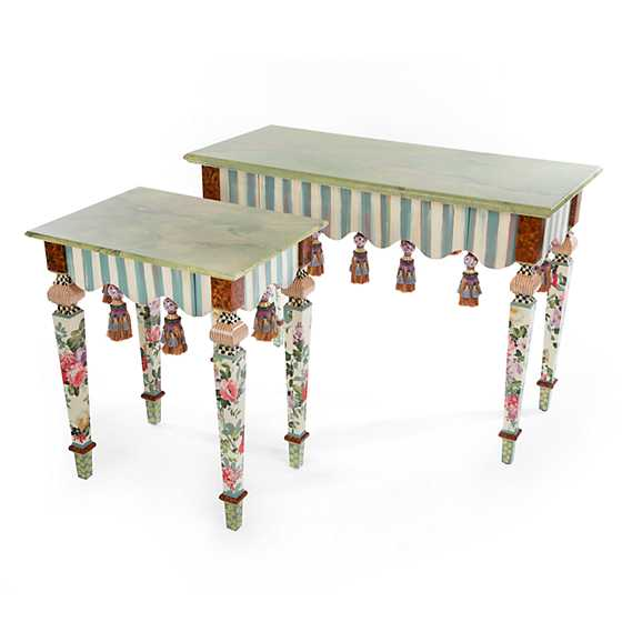Marble Entry Table image six