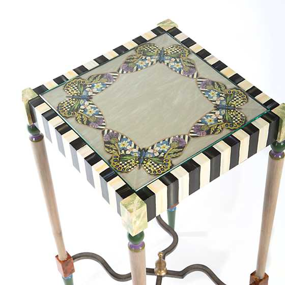 Butterfly Accent Table image three