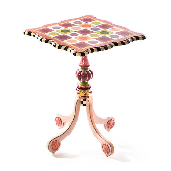 Darling Tilt Top Table