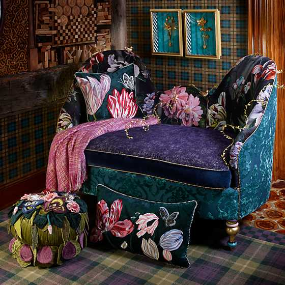 Moonlight Garden Tete-a-Tete Settee image two
