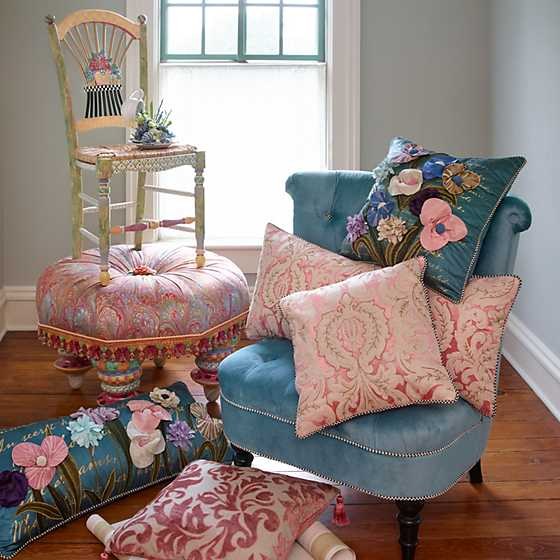 Farmhouse Accent Chair - Mint image four