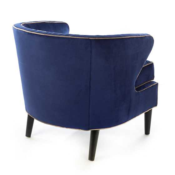 Marquee Accent Chair - Midnight image three