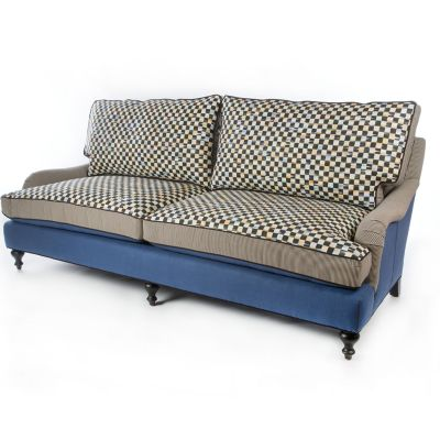Underpinnings Studio Sofa - Lake