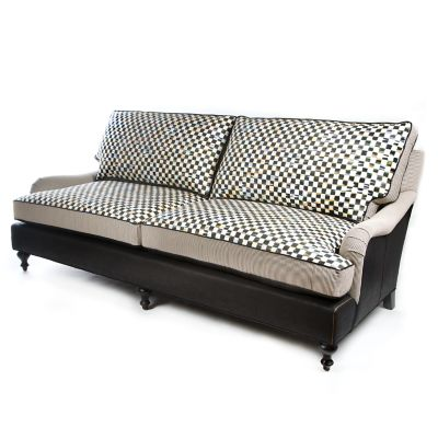 Underpinnings Studio Sofa - Black