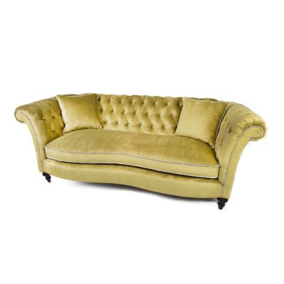 Farmhouse Sofa - Gooseberry
