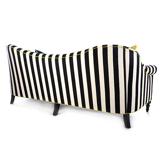 Marquee Sofa - Chenille Stripe image three