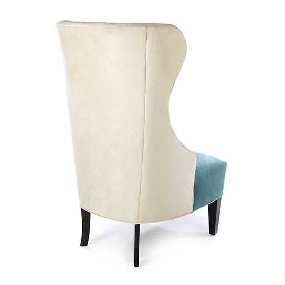Cream at the Top Hostess Chair - Mint image three